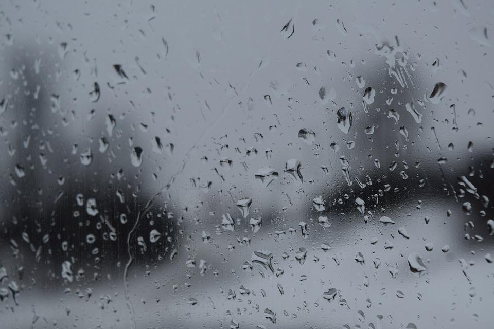 Pearl, Wet, Rain, Splash, Bubble, Drop, Water Drop