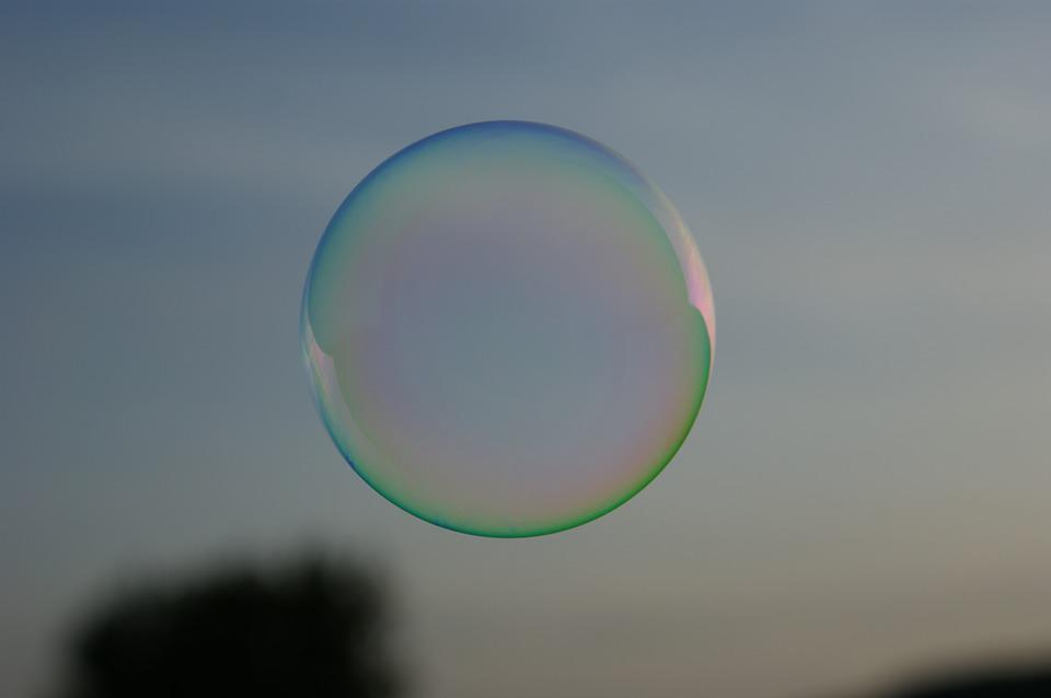 Bubble, Soap, Soap Bubbles, Children's Games