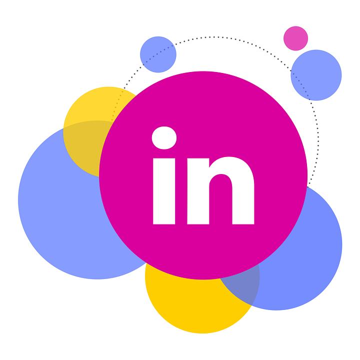 Bubbles, Linkedin, Social Network, Customer