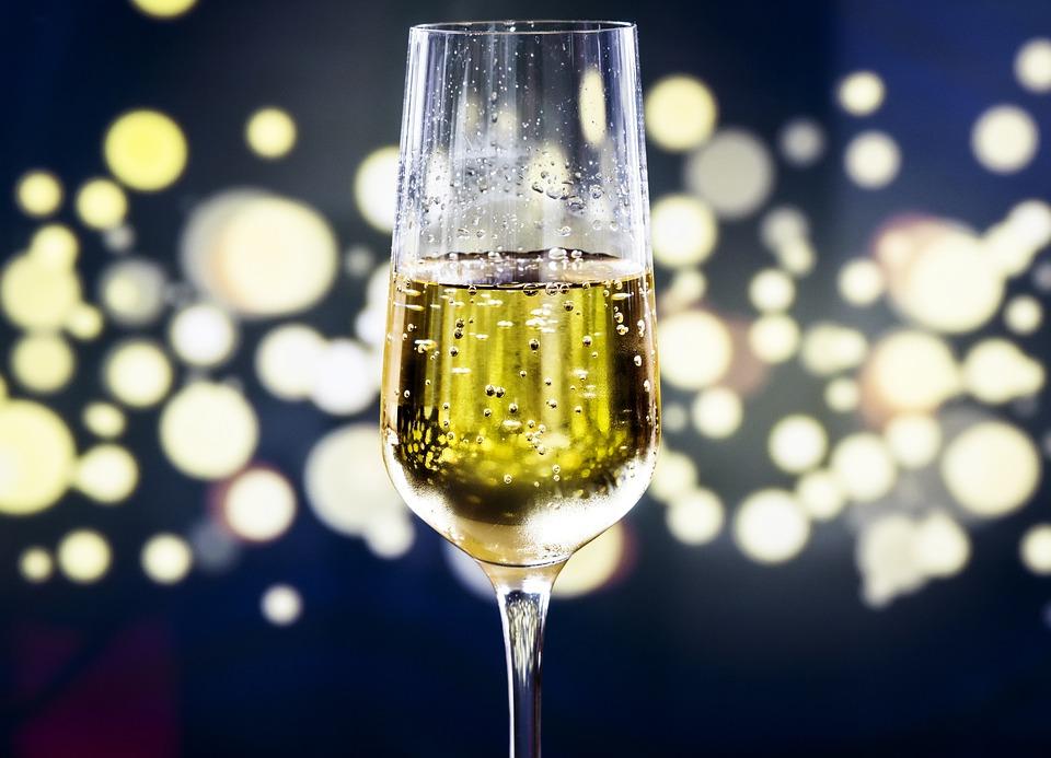 Alcohol, Anniversary, Beverage, Bright, Bubbles, Bubbly