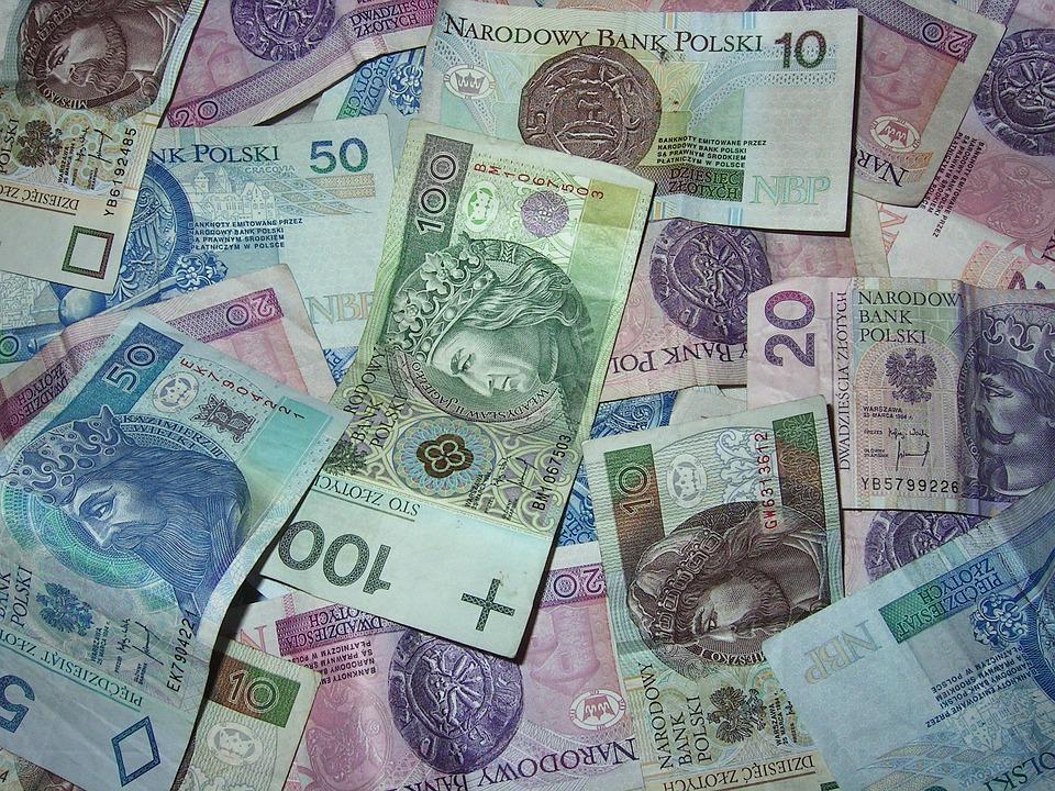 Money, Polish Banknotes, Buck, Currency, Savings, Safe
