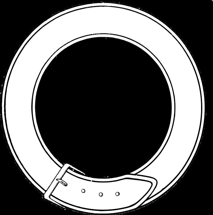 Buckle, Belt, Frame