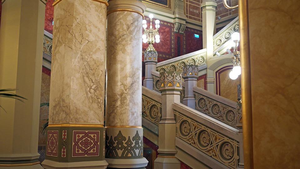 Budapest, Architecture, Capital, Pestivigadó