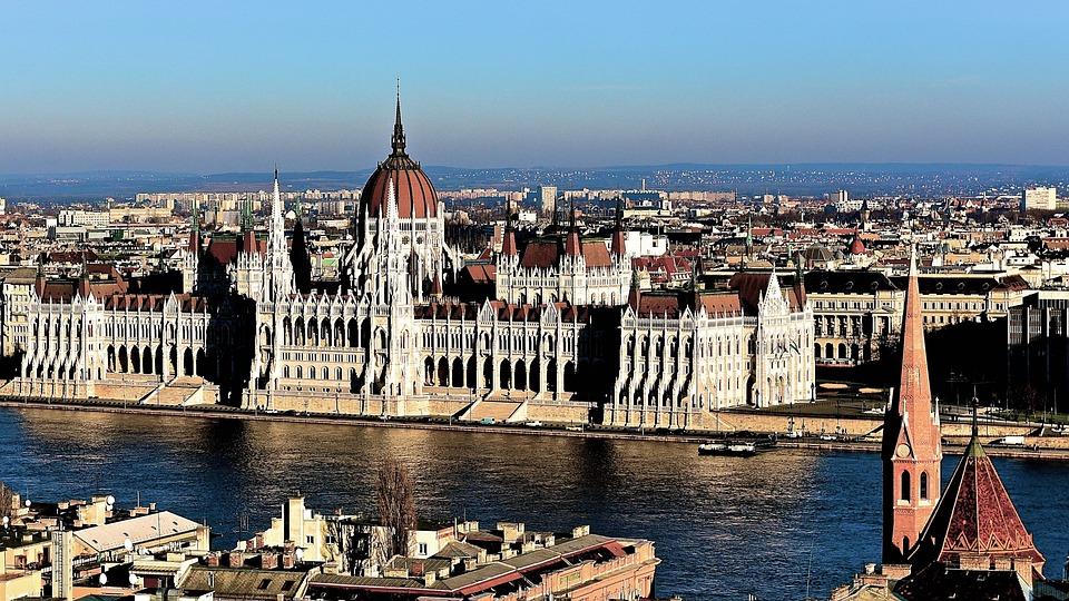 Hungary, Travel, Parliament, Budapest, Architecture