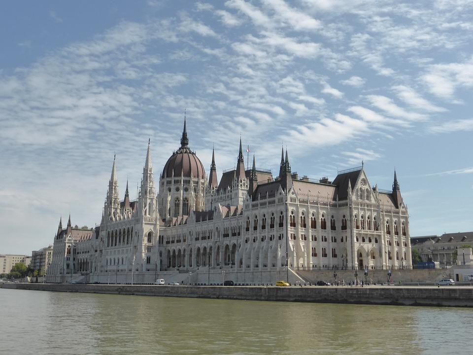 Budapest, Parliament, Danube