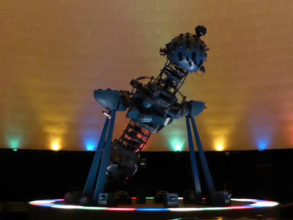 Free photo Budapest Projector Planetarium - Max Pixel