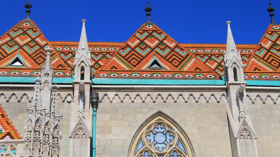 Budapest, Matthias Church, Top