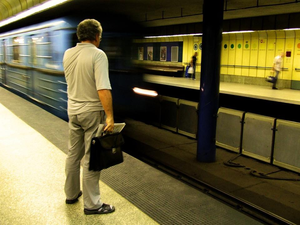 Metro, Budapest, Urban, Transportation, Travel, Railway