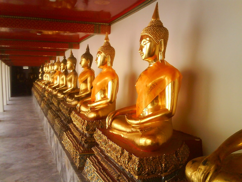 Buddha, Thailand, Bangkok, Palace
