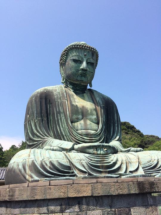 Big Buddha, Kamakura, Buddha