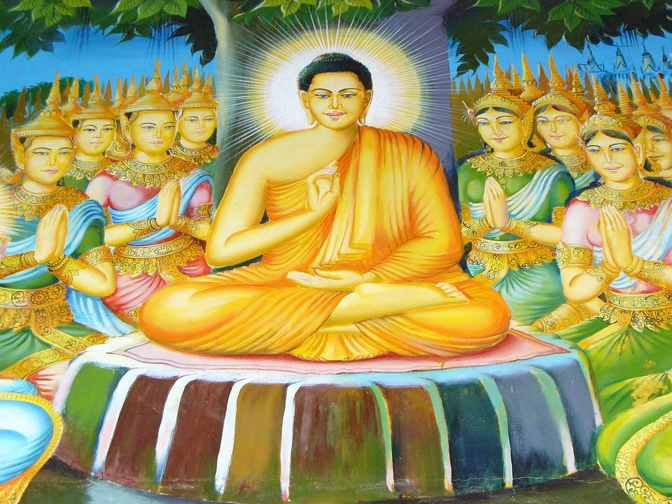Buddha, Vietnam, Image, Religion, Buddhism, Believe