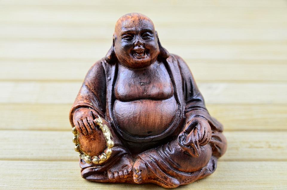 Buddha, Idol, Faith, Relic, The Figurine, Laugh
