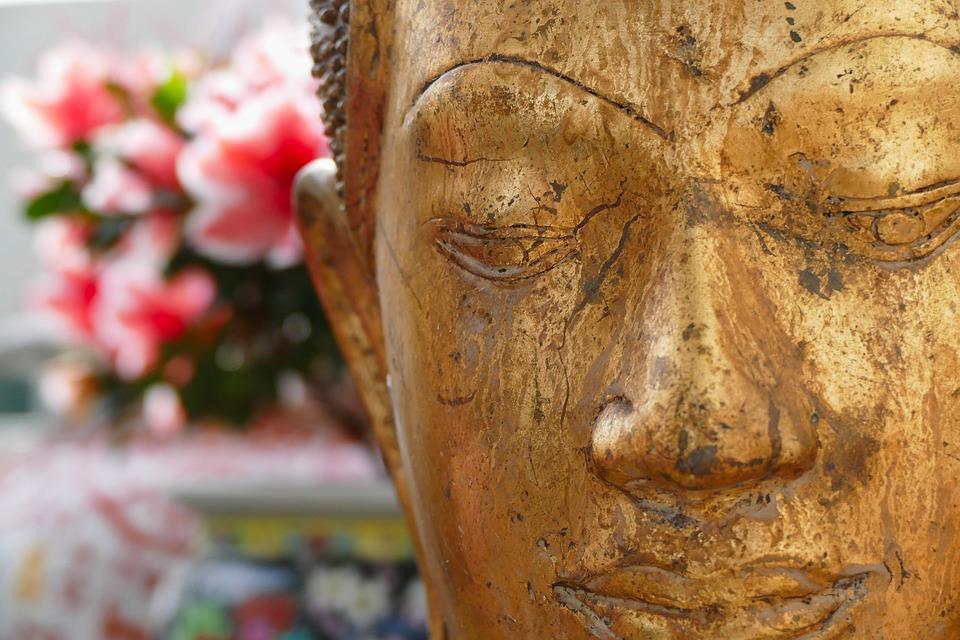 Buddha, Statue, Sculpture, Religion, Meditation, Faith