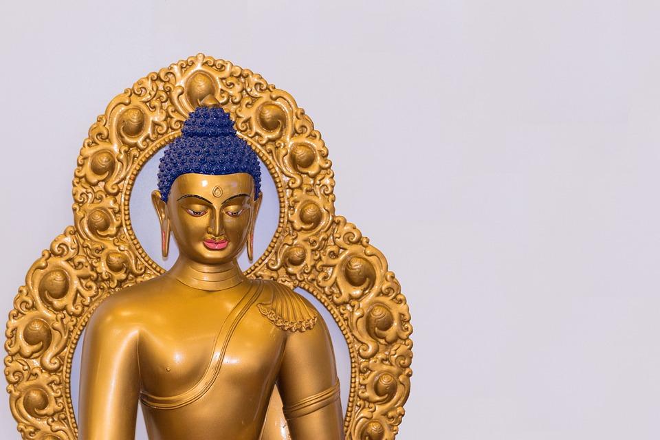 Buddha, Statue, Sculpture, Buddhism, Religion, Fig