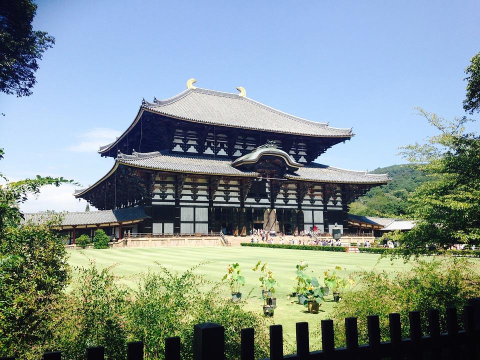 Japan, Sanctuary, Buddha