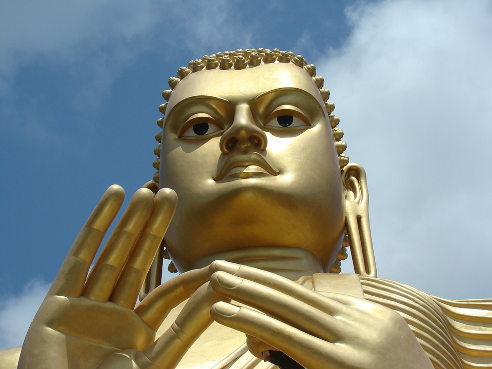 Buddha, Zen, Buddhism, Monastery, Meditation, Art