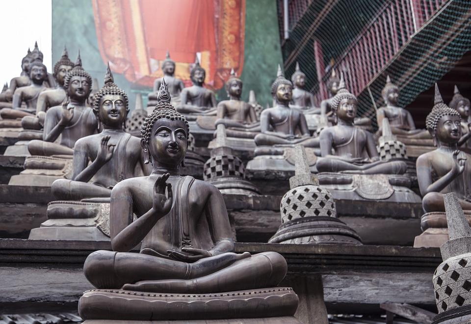 Buddha, Statue, Culture, Religion, Bhuddism