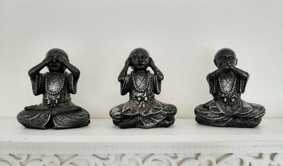 Buddha, Zen, Meditate, Wisdom, Image, Art, Religion