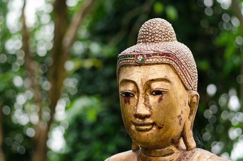 Buddha, Asia, Religion, Buddhism, Thailand, Temple