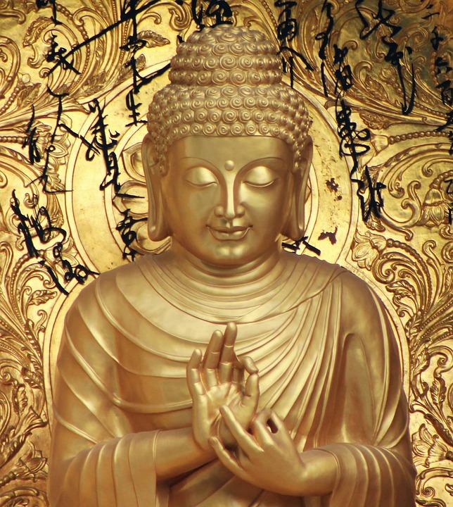 Budha, Statue, Buddha, Sculpture, Meditation, Worship