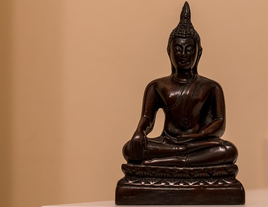 Buddha, Meditation, Sculpture, Statue, Ancient, Antique
