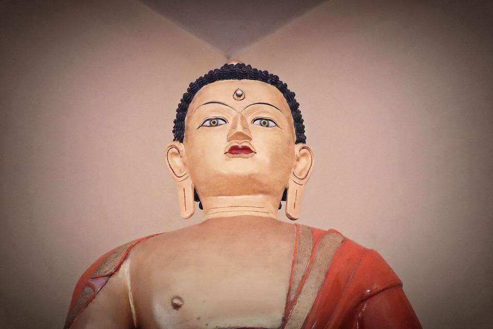 Buddha, Statue, Sculpture, Peace, Peaceful