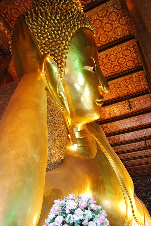 Buddha, Thailand, Statue