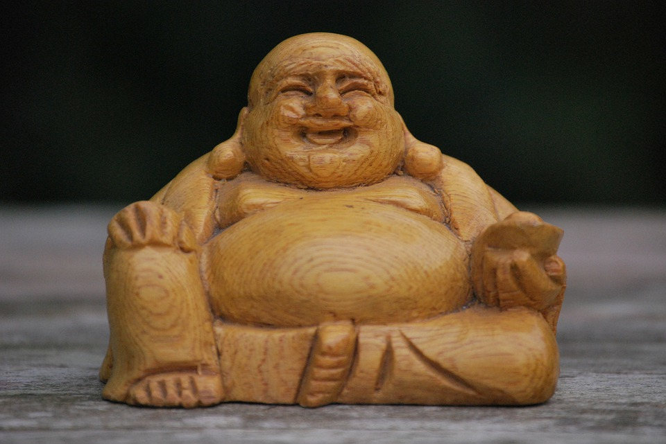 Buddha, Viet Nam, Handmade, Wood, Faith, Culture