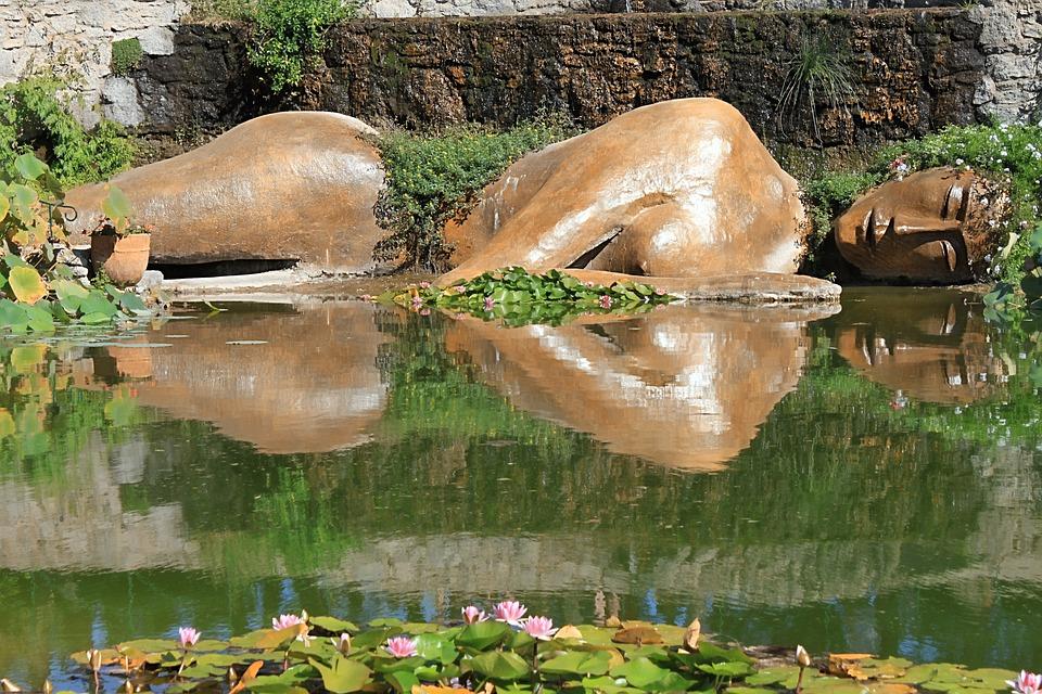 Buddha, Zen, Buddhism, Statue, Spiritual Symbol