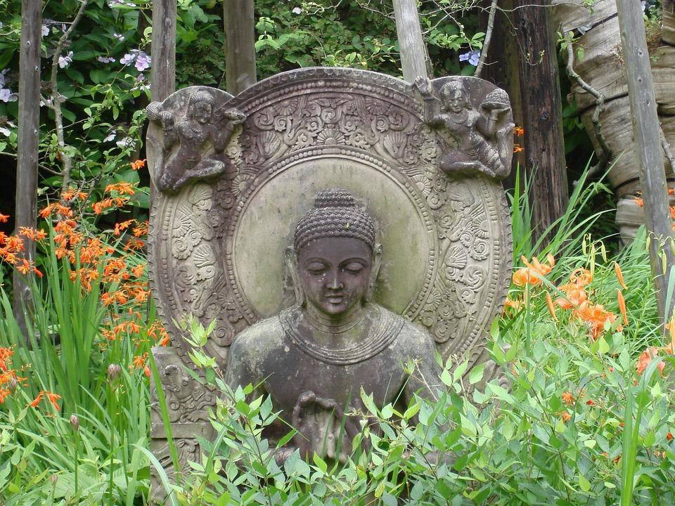 Buddha, Buddhism, Religion