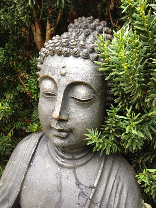 Buddha, Statue, Buddhism, Temple, Religion, Buddhist