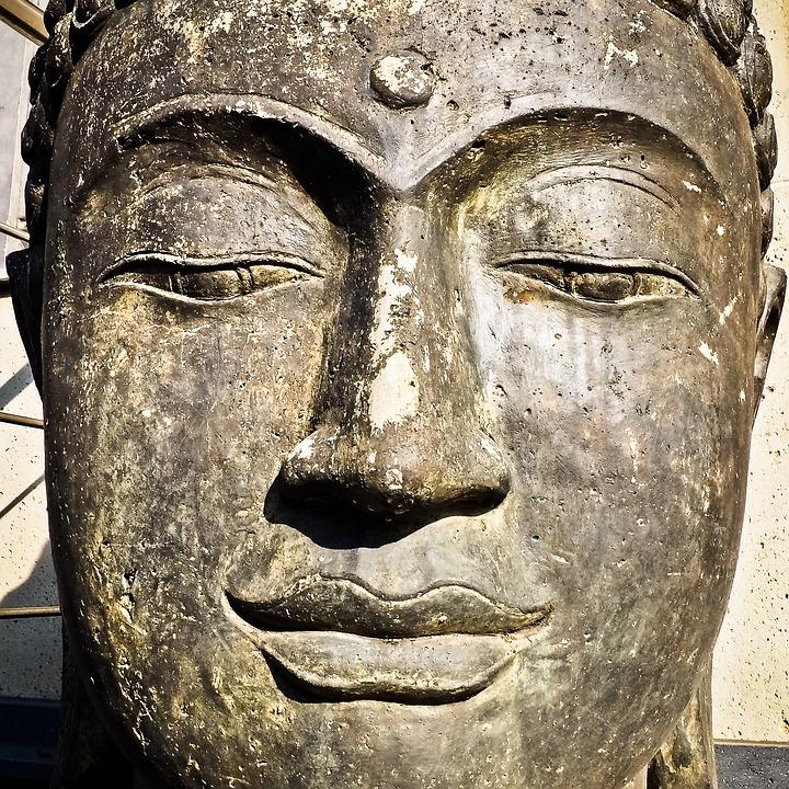 Buddha, Statue, Sculpture, Asia, Art, Buddhism
