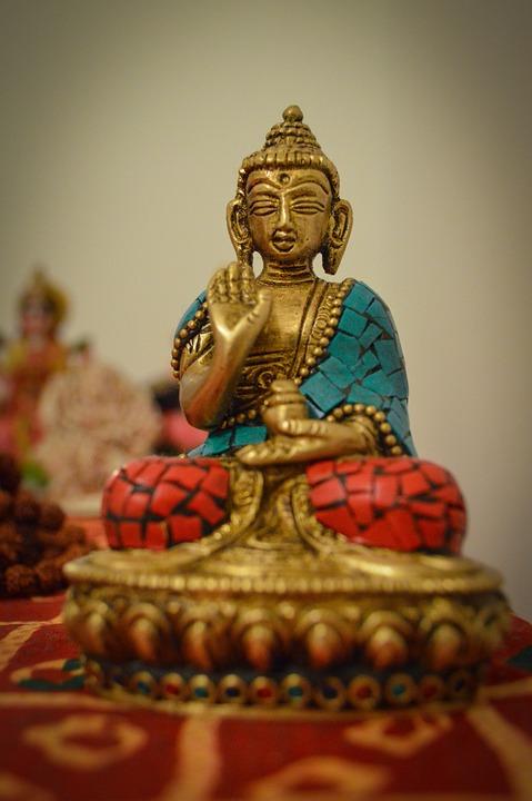 Buddha, Statue, Buddhism, Culture, Symbol, Sculpture