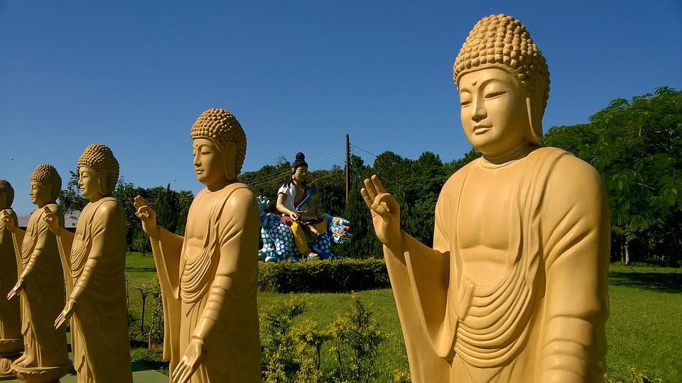 Buddhism, Buddha, Spiritual, Religion, Statue