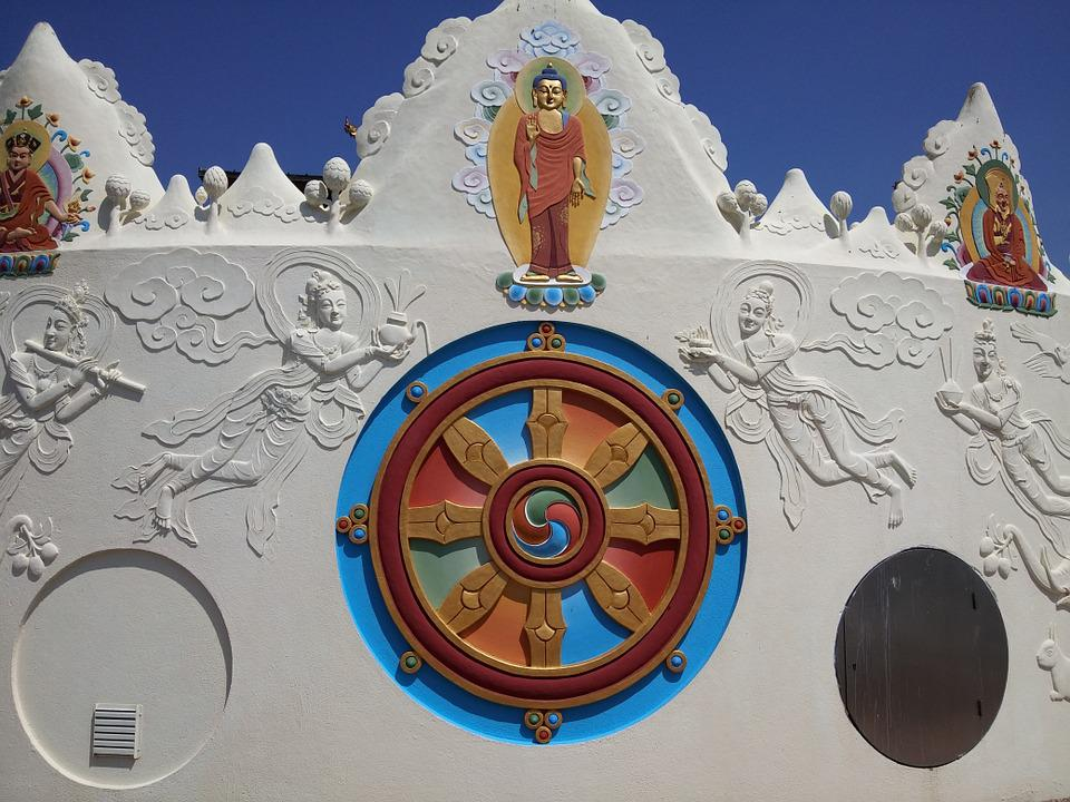 Temple, Buddha, Buddhism, Religion, Spiritual