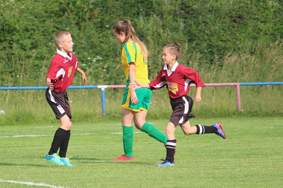 Football, Goal, Pleasure, Satisfaction, Team, Buddies