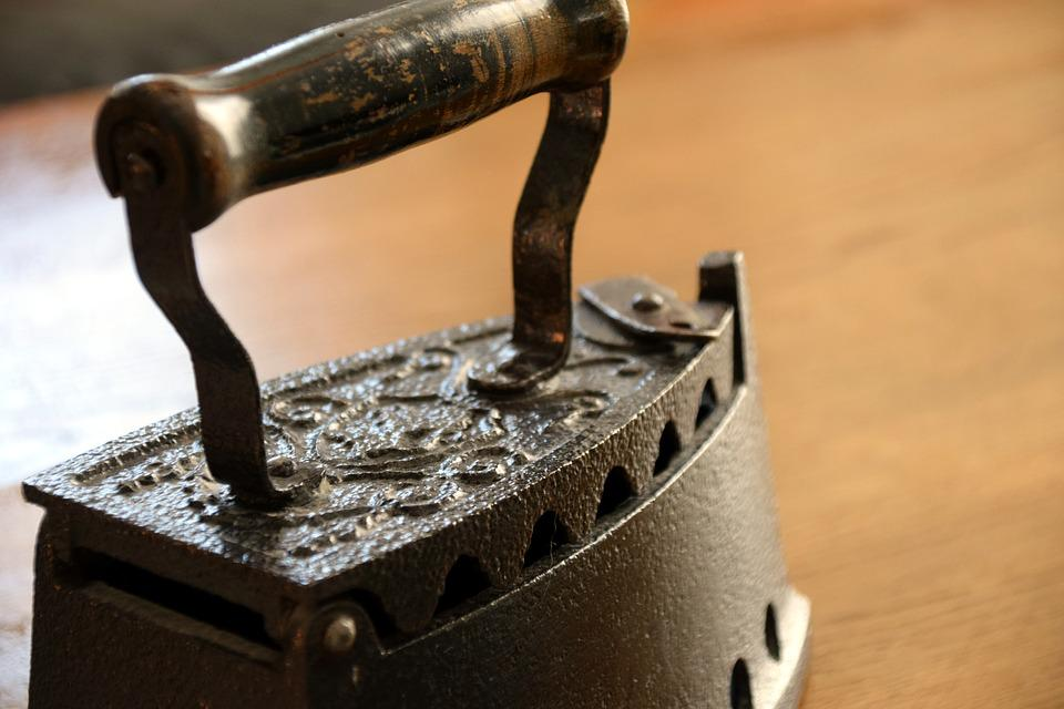 Iron, Budget, House Work, Ironing Service, Flatten