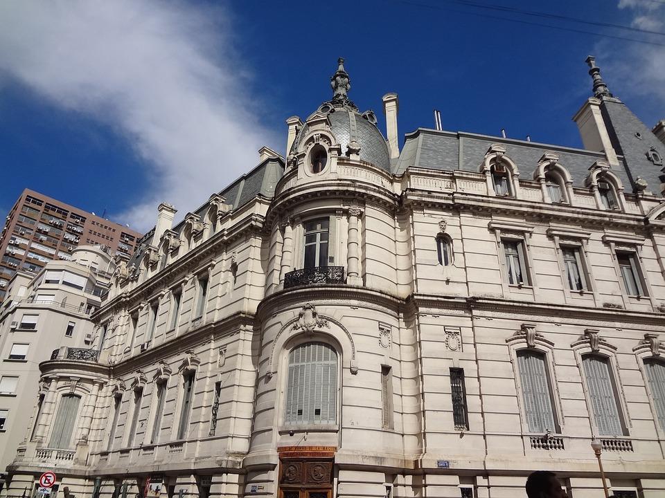 Facade, Buenos Aires, Plaza San Martin