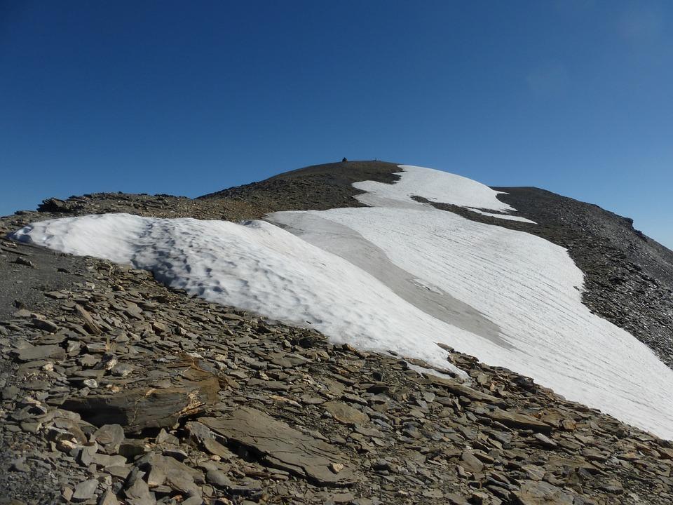 Buet, Mountains, Chamonix, Hiking, Landscape, Snow
