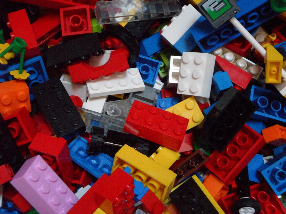 Lego, Toys, Children, Play, Build, Construction Toys