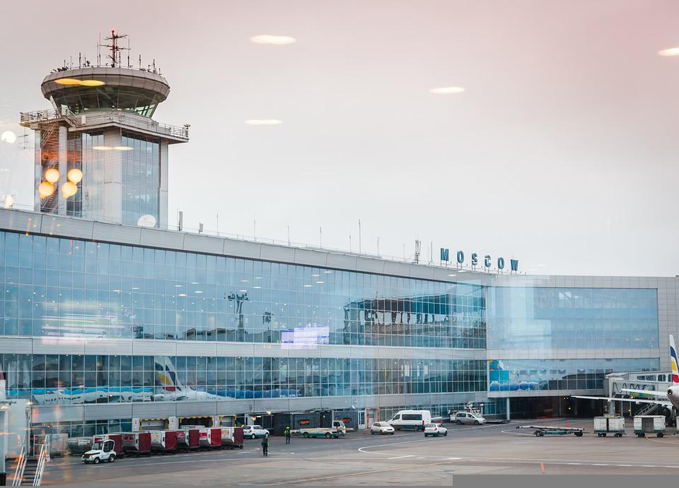 Airport, Moscow Airport, Architecture, Building