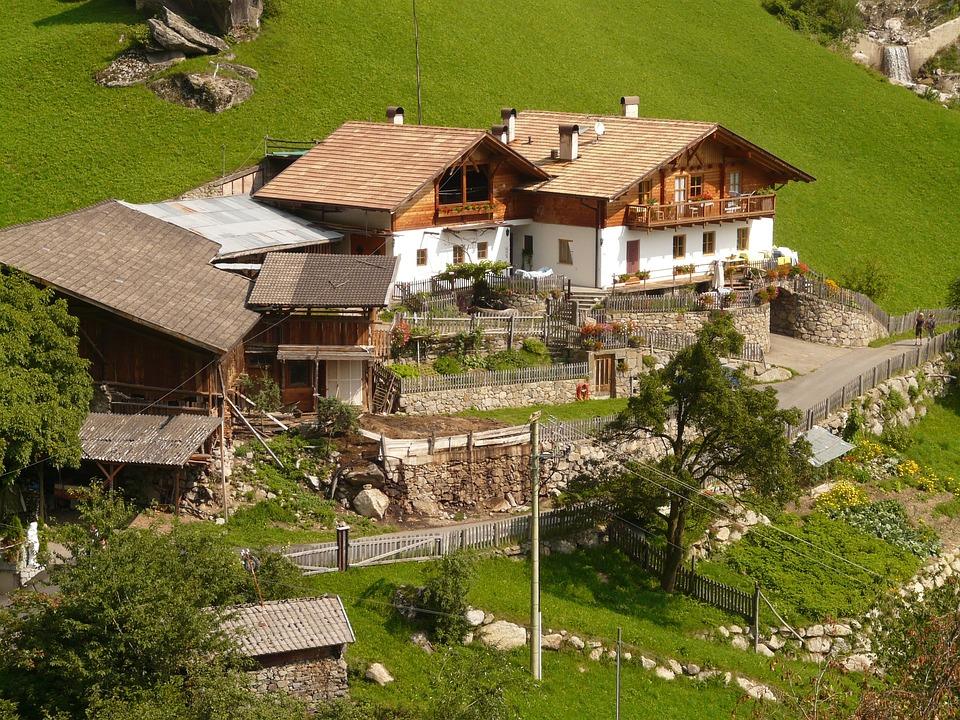 Hof, Farm, Building, Allgäu, Agriculture