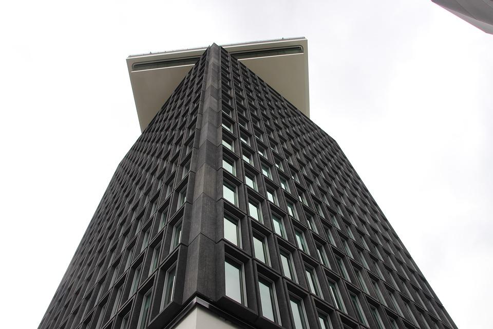 Architecture, Building, Skyscraper, Amsterdam, City