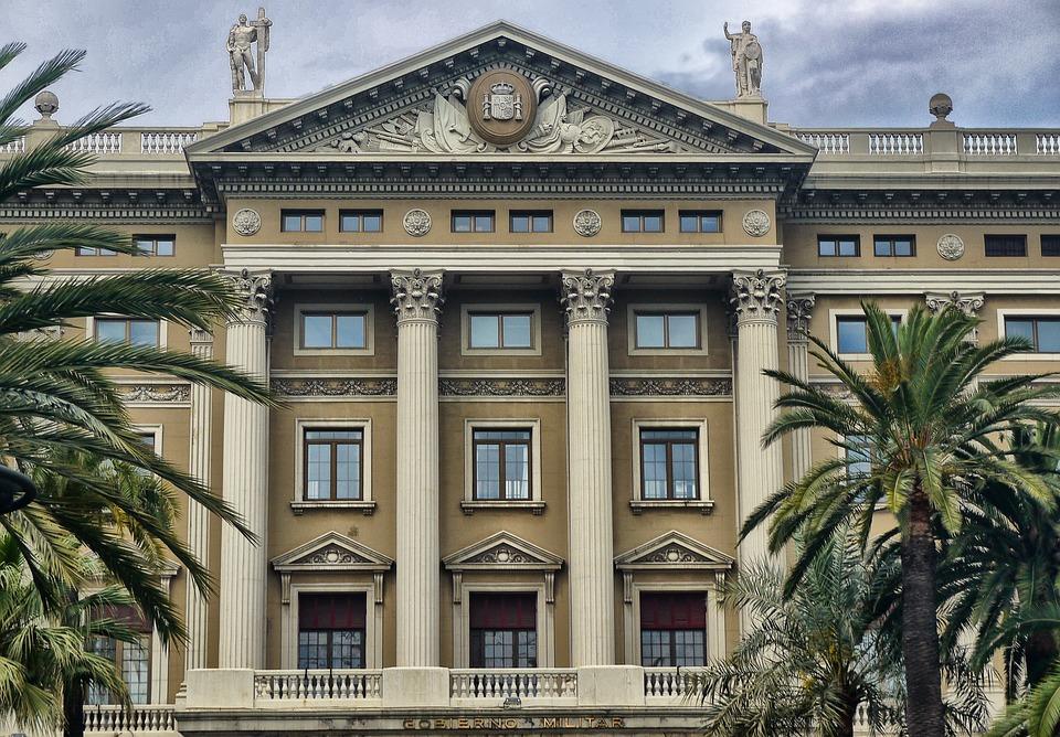 Architecture, Building, Facade, Buildings, Barcelona