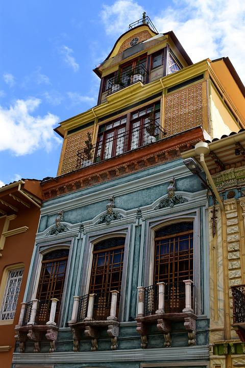 Architecture, Building, Old, Facade
