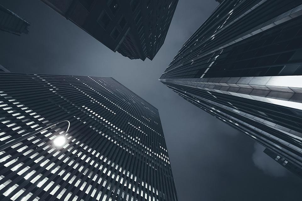 New York, Fog, City, Nyc, Usa, Building, Architecture