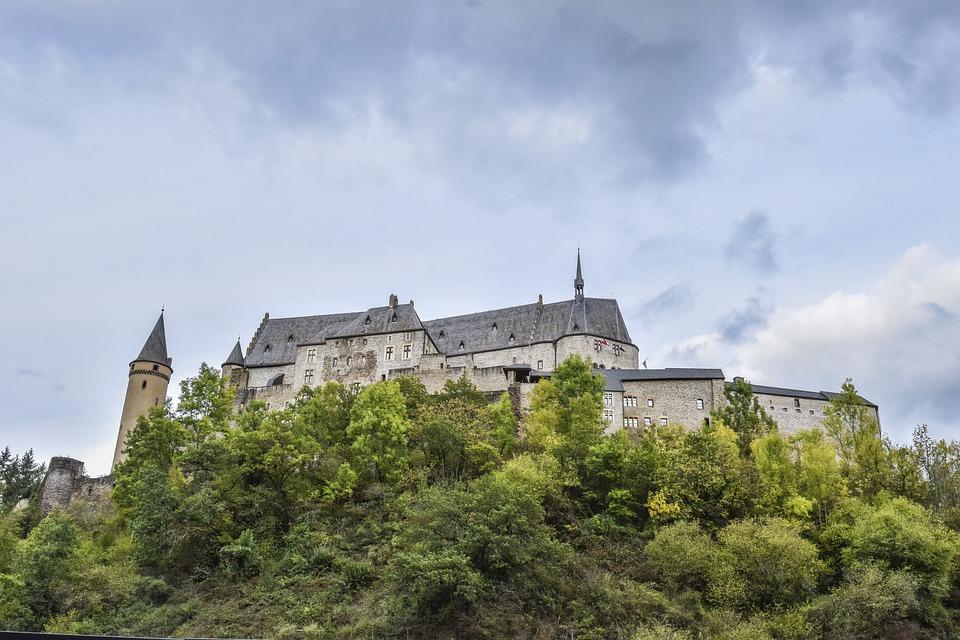 Architecture, Castle, Building, Middle Ages, Landmark