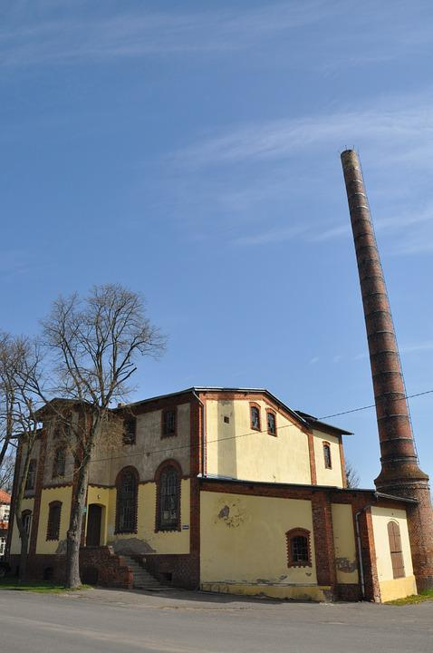 Old, Building, Architecture, Chimney