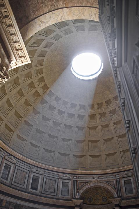Pantheon, Architecture, Ancient, Building, Italy