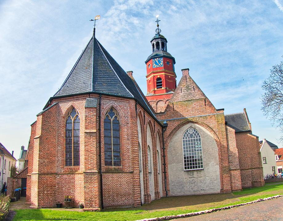 Architecture, Church Building, Old, Building, Religion